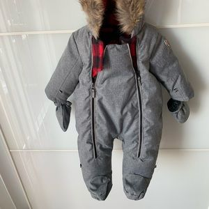 Canadiana Snow Suit